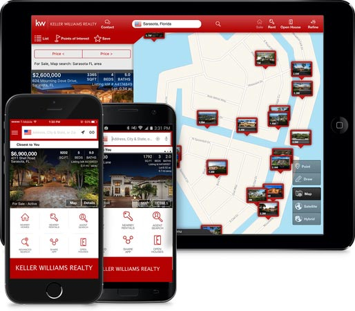 Get FREE instant access to more than 4 million homes for sale from any mobile device.