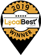 Winner of 2019 Best Real Estate Agents in Jacksonville voted by LocalBest.com.