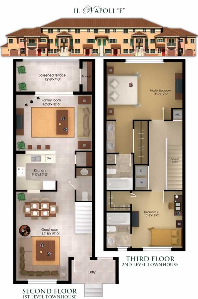 Il Villagio Condominiums And Townhomes In Jacksonville