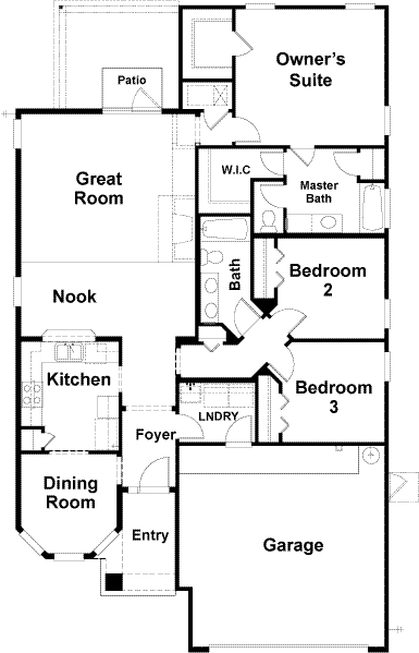Floorplans « Beacon Hill Homes